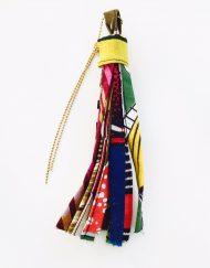 Tassel Accessorie African print Tassel